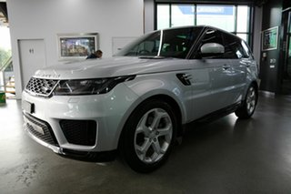 2019 Land Rover Range Rover Sport L494 19.5MY HSE Silver 8 Speed Sports Automatic Wagon