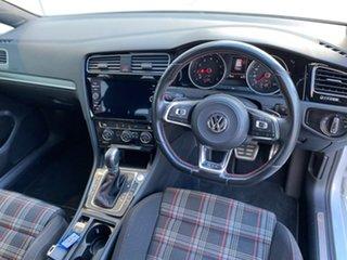 2017 Volkswagen Golf 7.5 MY17 GTI DSG White Silver 6 Speed Sports Automatic Dual Clutch Hatchback