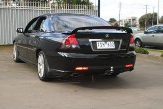 2005 Holden Calais VZ Black 4 Speed Automatic Sedan.