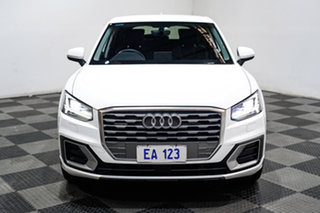2018 Audi Q2 GA MY18 Sport S Tronic Quattro White 7 Speed Sports Automatic Dual Clutch Wagon.