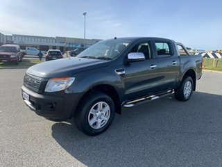 2014 Ford Ranger PX XLT 3.2 (4x4) 6 Speed Automatic Dual Cab Utility.