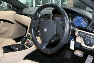 2015 Maserati Granturismo M145 MY15 S Black 6 Speed Sports Automatic Coupe.