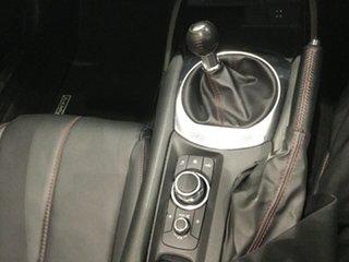 2016 Mazda MX-5 ND GT SKYACTIV-MT Meteor Grey/nd 6 Speed Manual Roadster