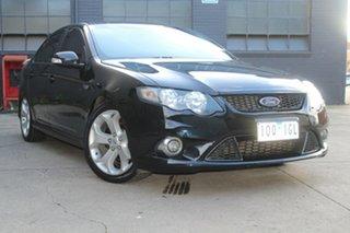 2010 Ford Falcon FG Upgrade XR6 50th Anniversary Black 6 Speed Auto Seq Sportshift Sedan.