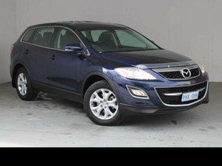 2012 Mazda CX-9 10 Upgrade Classic (FWD) Blue 6 Speed Auto Activematic Wagon