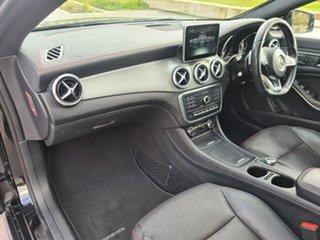 2015 Mercedes-Benz CLA-Class C117 805+055MY CLA200 DCT Black 7 Speed Sports Automatic Dual Clutch