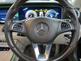2018 Mercedes-Benz E-Class A238 808+058MY E300 9G-Tronic PLUS Blue 9 Speed Sports Automatic