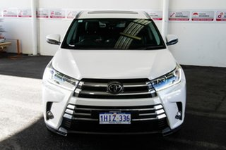 2018 Toyota Kluger GSU55R Grande (4x4) Crystal Pearl 8 Speed Automatic Wagon.