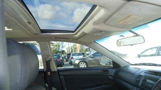 2006 Toyota Camry ACV36R MY06 Sportivo Silver 4 Speed Automatic Sedan.