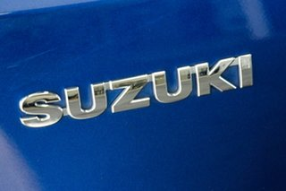 2013 Suzuki SX4 GY Crossover S AWD Blue Continuous Variable Hatchback