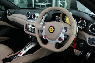 2017 Ferrari California F149 T DCT Blue 7 Speed Sports Automatic Dual Clutch Convertible.