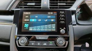 2020 Honda Civic 10th Gen MY20 VTi-L Modern Steel 1 Speed Constant Variable Hatchback