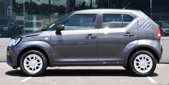 Demo Suzuki Ignis MF Series II GL Cardiff, 2021 Suzuki Ignis MF Series II GL Mineral Grey 1 Speed Constant Variable Hatchback