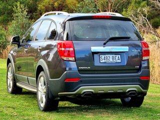 2014 Holden Captiva CG MY14 7 AWD LTZ Grey 6 Speed Sports Automatic Wagon