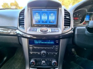 2015 Holden Captiva CG MY15 7 AWD LTZ Maroon 6 Speed Sports Automatic Wagon