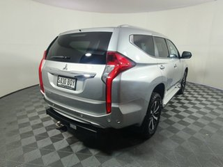 2015 Mitsubishi Pajero Sport QE MY16 Exceed Silver 8 Speed Sports Automatic Wagon.