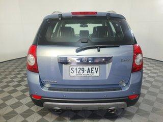 2009 Holden Captiva CG MY09 LX AWD Blue 5 Speed Sports Automatic Wagon