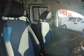 2016 Volkswagen Caddy 2K MY16 Maxi Crewvan TSI220 White 7 Speed Auto Direct Shift Van