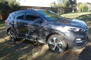 2016 Hyundai Tucson TLE Highlander AWD Grey 6 Speed Sports Automatic Wagon.
