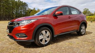 2021 Honda HR-V MY21 VTi-S Passione Red 1 Speed Constant Variable Hatchback