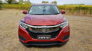 2021 Honda HR-V MY21 VTi-S Passione Red 1 Speed Constant Variable Hatchback.