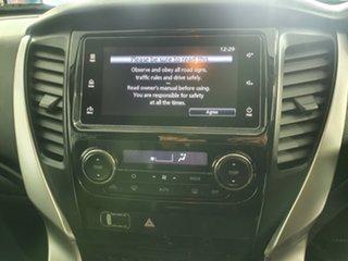 2015 Mitsubishi Pajero Sport QE MY16 Exceed Silver 8 Speed Sports Automatic Wagon