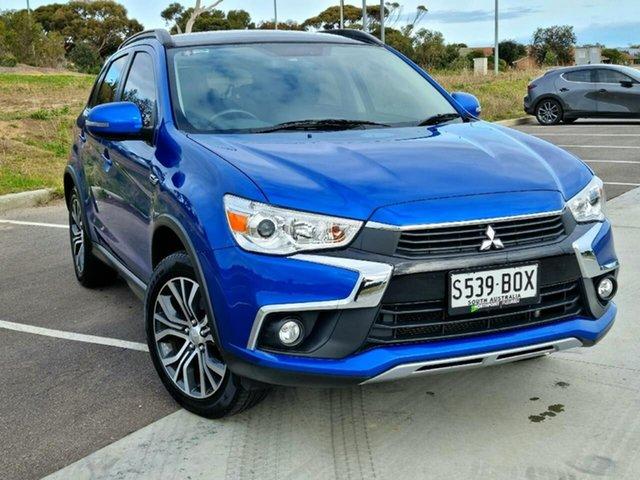 Used Mitsubishi ASX XC MY17 XLS 2WD Victor Harbor, 2017 Mitsubishi ASX XC MY17 XLS 2WD Blue 6 Speed Constant Variable Wagon