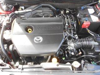 2008 Mazda 6 GH1051 Limited Maroon 5 Speed Sports Automatic Sedan