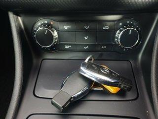 2013 Mercedes-Benz A-Class W176 A200 DCT Red 7 Speed Sports Automatic Dual Clutch Hatchback