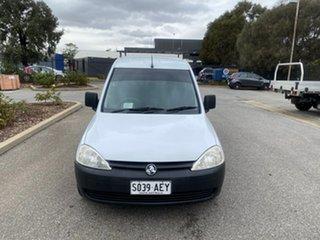 2007 Holden Combo XC MY07.5 White 5 Speed Manual Van.