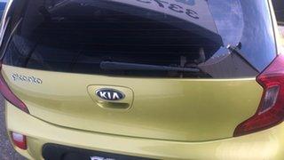 2017 Kia Picanto JA MY18 S Green 4 Speed Automatic Hatchback.