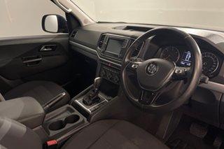 2017 Volkswagen Amarok 2H MY17.5 TDI550 4MOTION Perm Sportline Deep Black 8 speed Automatic Utility