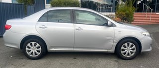 2007 Toyota Corolla ZZE122R 5Y Ascent Silver 4 Speed Automatic Sedan.