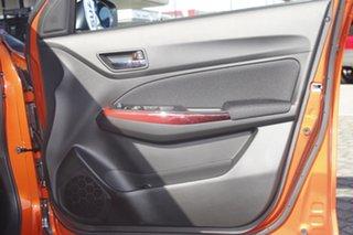 2021 Suzuki Swift AZ Series II Sport Flame Orange & Black 6 Speed Manual Hatchback