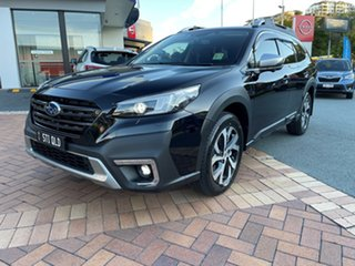 2020 Subaru Outback B7A MY21 AWD Touring CVT Crystal Black 8 Speed Constant Variable Wagon