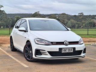 2017 Volkswagen Golf 7.5 MY18 GTI DSG Original White 6 Speed Sports Automatic Dual Clutch Hatchback.