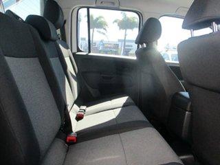 2017 Volkswagen Amarok 2H MY17 TDI420 Core Plus (4x4) White 8 Speed Automatic Dual Cab Utility