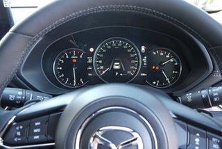 2021 Mazda CX-5 KF4WLA Akera SKYACTIV-Drive i-ACTIV AWD Red 6 Speed Sports Automatic Wagon