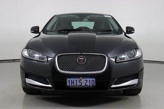 2014 Jaguar XF MY14 2.2D Luxury Stratus Grey 8 Speed Automatic Sedan.