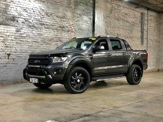 2018 Ford Ranger PX MkIII 2019.00MY Wildtrak Grey 10 Speed Sports Automatic Utility.