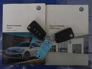 2018 Volkswagen Tiguan 5NA MY18 132 TSI Comfortline Silver 7 Speed Auto Direct Shift Wagon