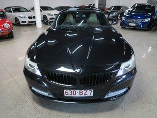 2009 BMW Z4 E89 sDrive35i D-CT Black 7 Speed Sports Automatic Dual Clutch Roadster.