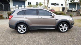 2014 Holden Captiva CG MY14 5 LTZ (AWD) Brown 6 Speed Automatic Wagon.