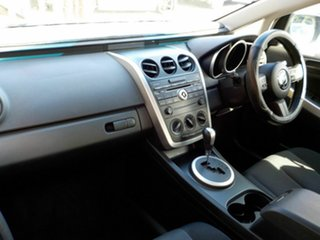 2006 Mazda CX-7 ER1031 MY07 Silver 6 Speed Sports Automatic Wagon