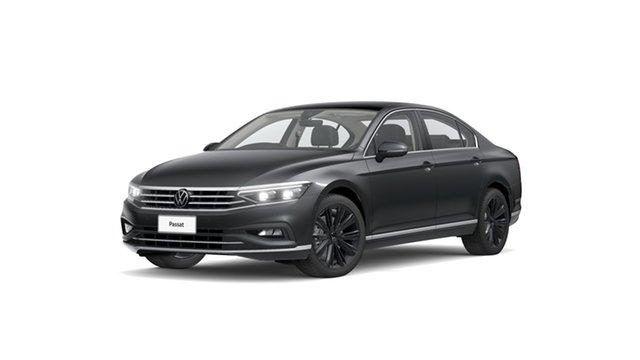 New Volkswagen Passat 3C (B8) MY21 162TSI DSG Elegance Cardiff, 2021 Volkswagen Passat 3C (B8) MY21 162TSI DSG Elegance Manganese Grey Metallic 6 Speed