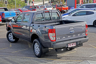 2016 Ford Ranger PX MkII XLS Double Cab Grey 6 Speed Sports Automatic Utility.