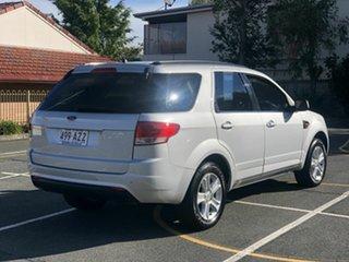2014 Ford Territory SZ TX Seq Sport Shift Silver 6 Speed Sports Automatic Wagon.