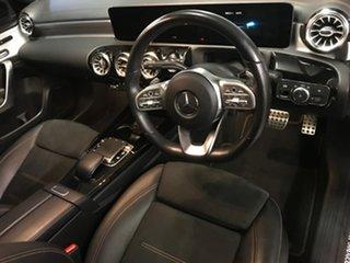 2019 Mercedes-Benz A-Class V177 800MY A200 DCT Black 7 Speed Sports Automatic Dual Clutch Sedan