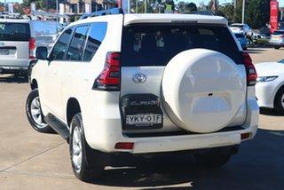 2020 Toyota Landcruiser Prado GDJ150R GXL Crystal Pearl 6 Speed Automatic Wagon.
