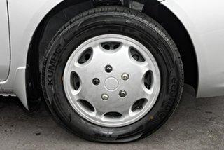 2012 Nissan Almera N17 ST Silver 4 Speed Automatic Sedan